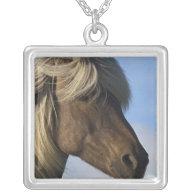 Head of Icelandic horse, Iceland Jewelry