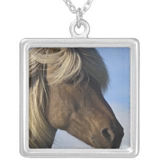 Head of Icelandic horse Iceland Jewelry