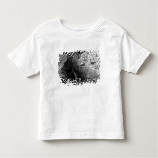 Head of Itzam Na, Izamal, Yucatan, Mexico, 1844 Toddler T-shirt