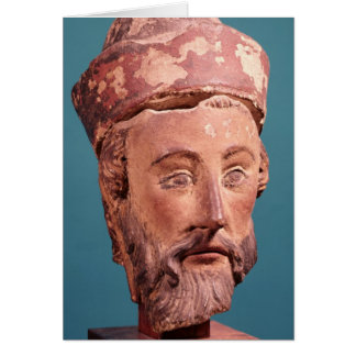 Head of Joseph of Arimathaea Card