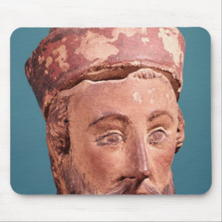 Head of Joseph of Arimathaea Mouse Pad