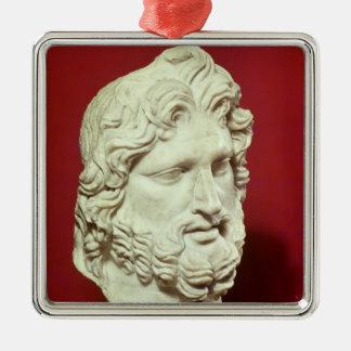 Head of Jupiter Metal Ornament