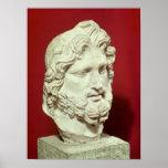 Head of Jupiter Print