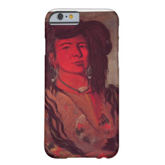 Head of Kate One Horn (oil on canvas) Barely There iPhone 6 Case