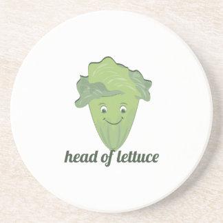 Head of Lettuce Coaster
