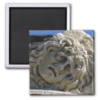Head of Medusa Magnet