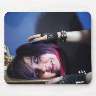 Head of Mend Mouse Pad