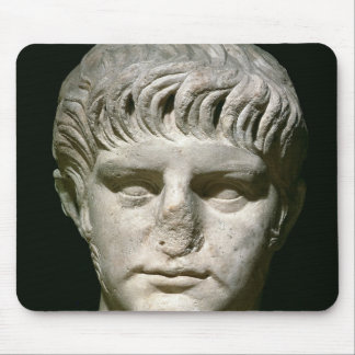 Head of Nero Mouse Pad