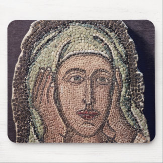 Head of one of the Holy Women, from Turkey Mouse Pad