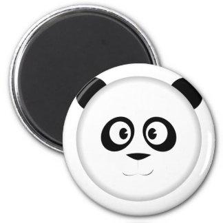Head of Panda Magnet