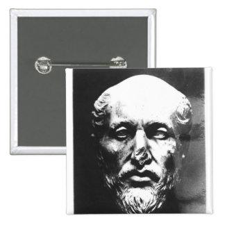 Head of Plotinus Pin