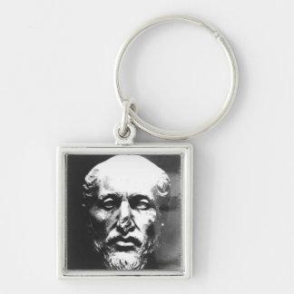 Head of Plotinus Keychains