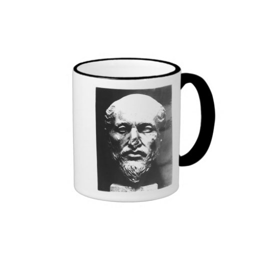 Head of Plotinus Mug