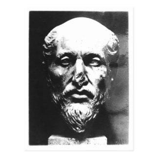 Head of Plotinus Post Card