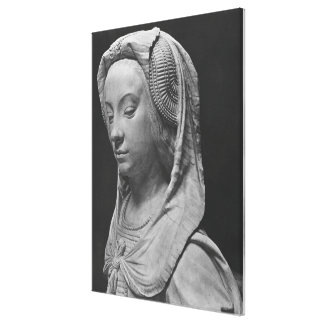 Head of Prudence Gallery Wrap Canvas