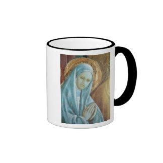 Head of Saint Anne from the Presentation of Ringer Mug