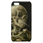 Head of Skeleton with Cigarette by Van Gogh iPhone 5C Covers