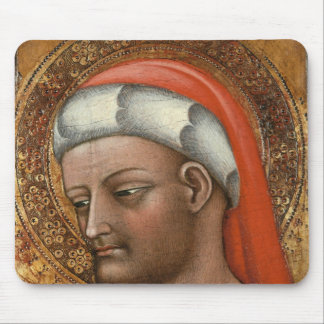 Head of St. Cosmas Mouse Pad