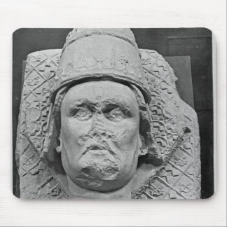 Head of the Antipope Clement VII Mouse Pad