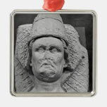Head of the Antipope Clement VII Ornament