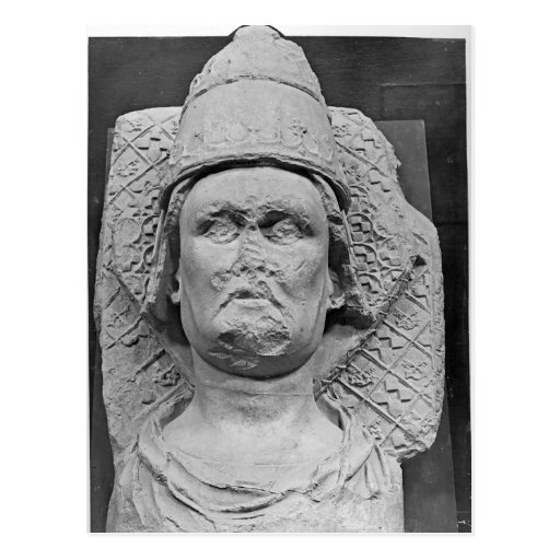 Head of the Antipope Clement VII Postcards