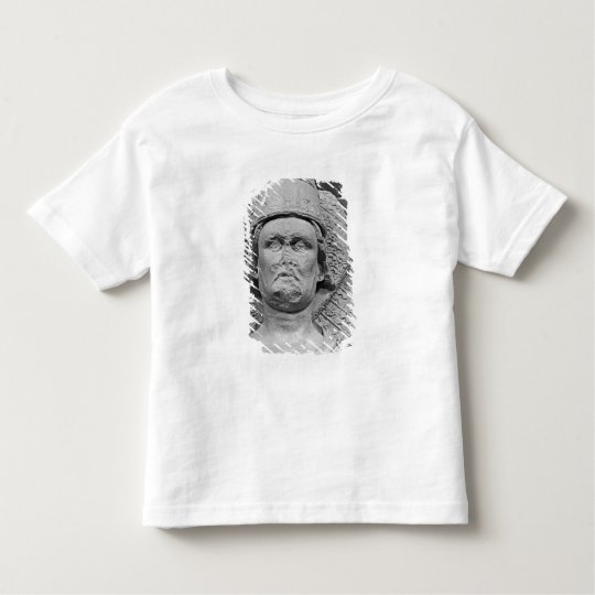 Head of the Antipope Clement VII Toddler T-shirt
