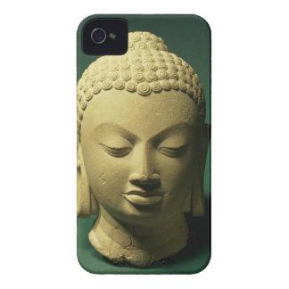 Head of the Buddha, Sarnath (sandstone) Case-Mate iPhone 4 Case