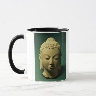 Head of the Buddha, Sarnath (sandstone) Mug