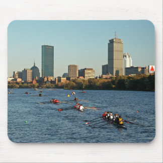 Head of the Charles Regatta Mouse Pad