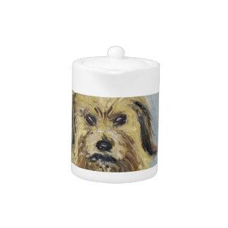 Head of the dog - Claude Monet