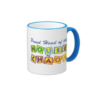 Head of the House of Chaos Mugs