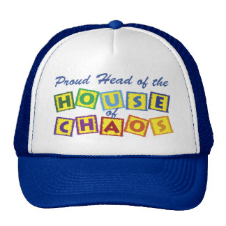 Head of the House of Chaos Trucker Hat