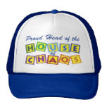 Head of the House of Chaos Trucker Hats