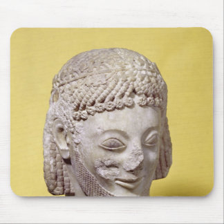 Head of the Rampin Rider, c.550-540 BC Mouse Pad