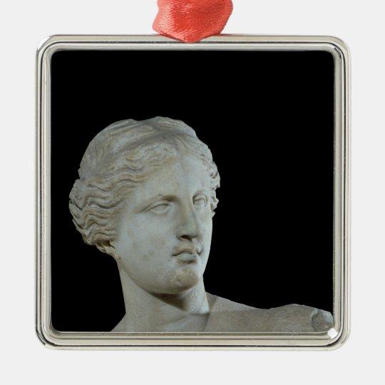 Head of the Venus de Milo, c.100 BC Metal Ornament