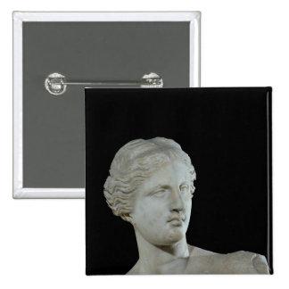 Head of the Venus de Milo, c.100 BC Pinback Button