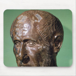 Head of Trajanus Decius from Samisegetuza Mouse Pad