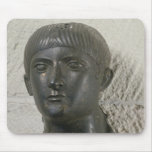 Head of young man, aka 'The Young Aquitaine Mouse Pad