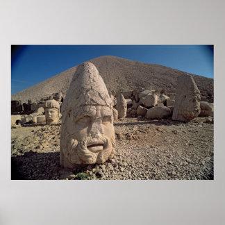 Head of Zeus-Oromandes Posters