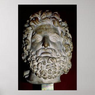 Head of Zeus Poster
