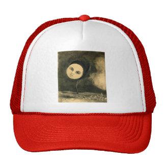 Head on a Stem by Odilon Redon Trucker Hat