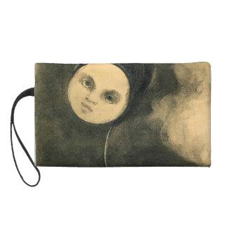Head on a Stem by Odilon Redon Wristlets