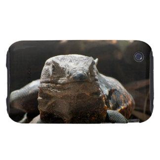 Head On Iguana Tough iPhone 3 Case
