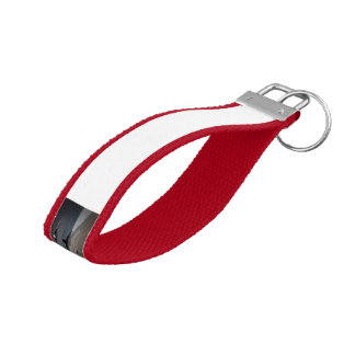 Head On Wrist Keychain