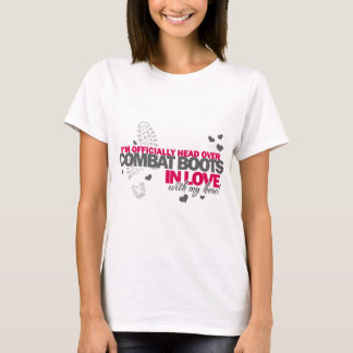 Head over Combat Boots T-Shirt
