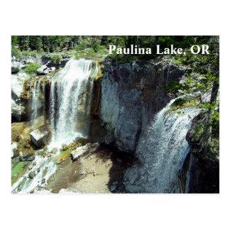 Head over Falls Postcard