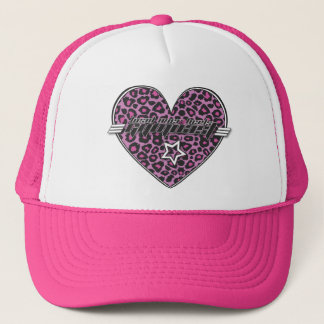 Head Over Heels Gymnast-Pink Leopard HAT