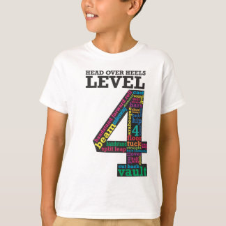 Head Over Heels Level 4 T-Shirt
