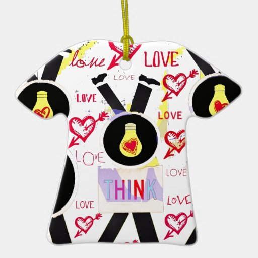 head over heels valentine Double-Sided T-Shirt ceramic christmas ornament