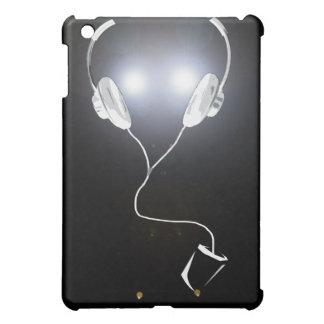 HEAD PHONE GHOST COVER FOR THE iPad MINI